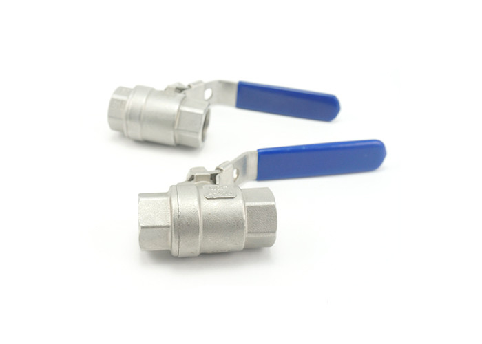 2pc Body Stainless Steel Valves Water Use Wog Ball Valve Samples Available